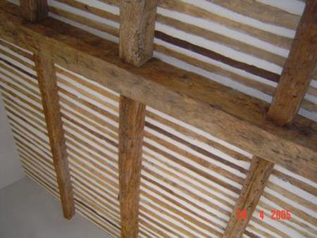 d coration de la maison restauration plafond ancien. Black Bedroom Furniture Sets. Home Design Ideas
